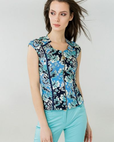 Синий пиджак Ora