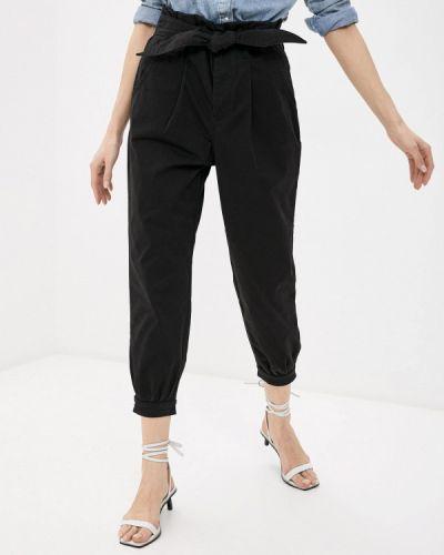 Повседневные черные брюки Replay
