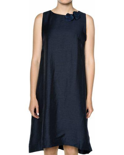 Платье из вискозы весеннее Rene Lezard