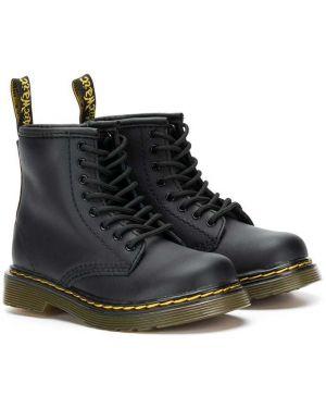 Ботинки на шнуровке Dr. Martens Kids