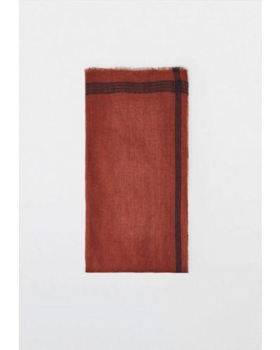 Красный платок Massimo Dutti