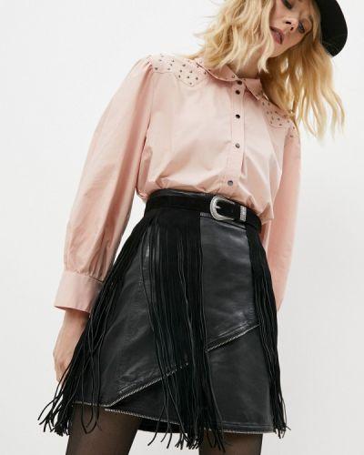 Розовая блузка осенняя Twinset Milano