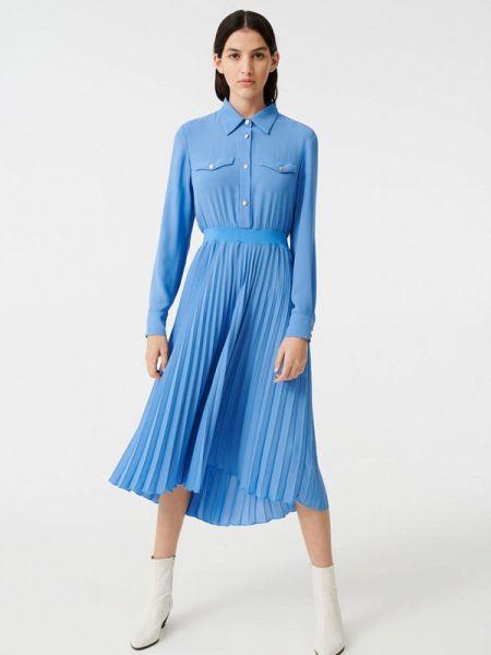 Платье платье-рубашка весеннее Maje