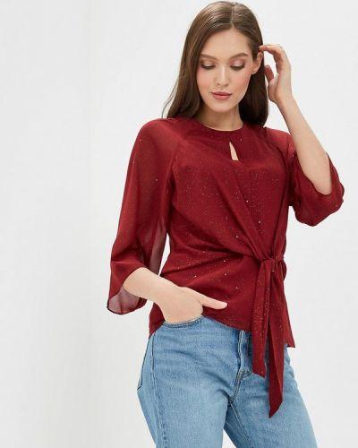 Коричневая блузка осенняя Wallis