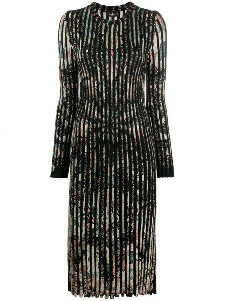 Бархатное платье Etro