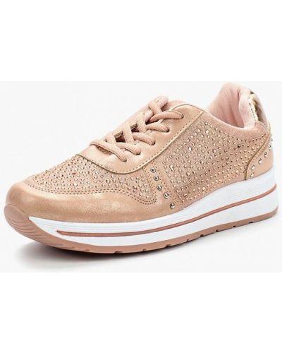 Розовые кроссовки Saivvila
