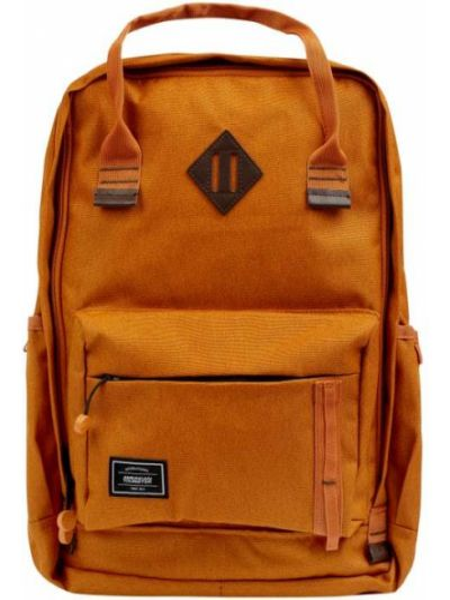 Pomarańczowy plecak na laptopa American Tourister