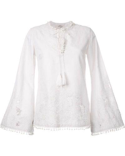 Расклешенная блузка Talitha