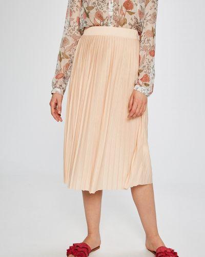 Плиссированная юбка с поясом Haily's