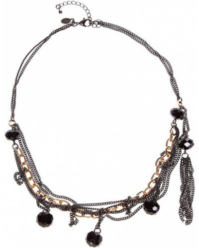 Ожерелье черное Honey