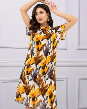 Платье платье-сарафан с воротником Charutti