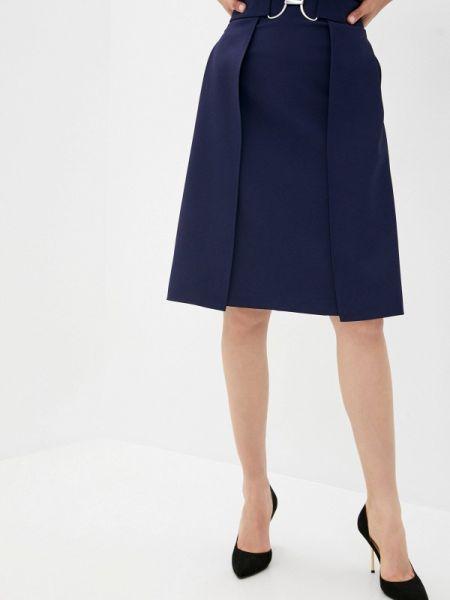 Клубная синяя юбка Concept Club