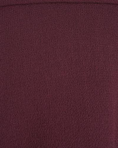 Шерстяной красный ремень с поясом Chapurin