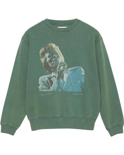 Zielony sweter Anine Bing