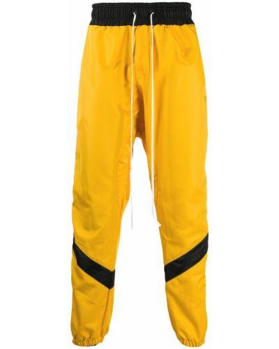 Спортивные брюки с карманами желтый Daniel Patrick