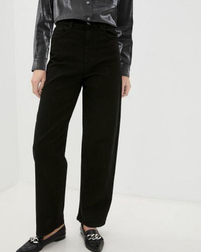 Широкие джинсы - черные Beatrice.b