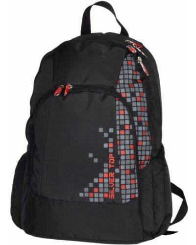 Рюкзак черный серый Lacywear