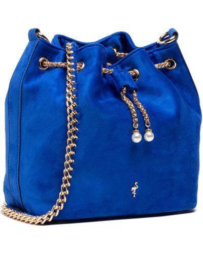 Niebieska torebka Menbur