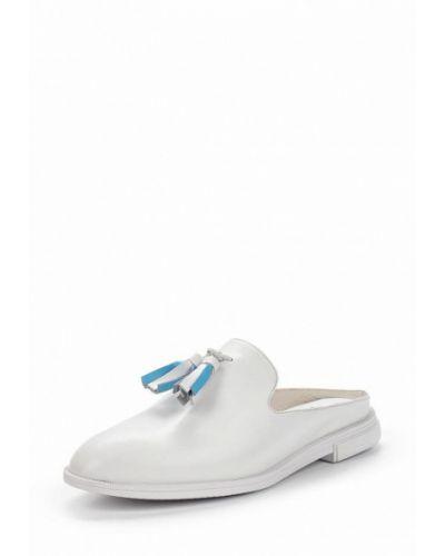 Белые сабо Grand Style