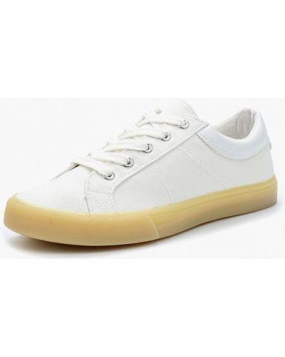 Белые кеды Mango