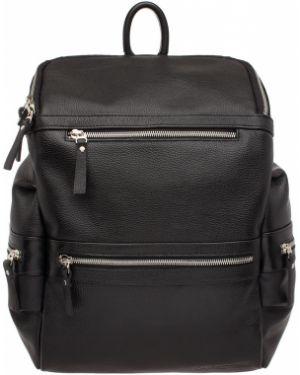 Кожаный рюкзак спортивный на молнии Lakestone