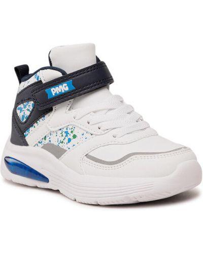 Białe sneakersy Primigi