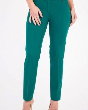 Зеленые брюки Das