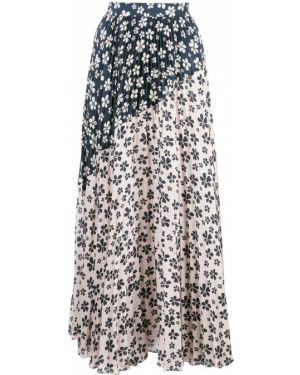 Плиссированная юбка с завышенной талией макси Jill Jill Stuart
