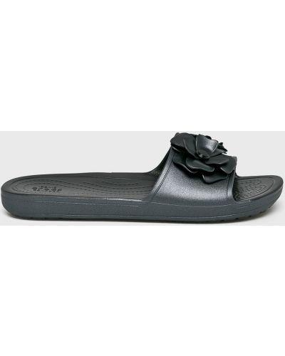 Сандалии серые Crocs