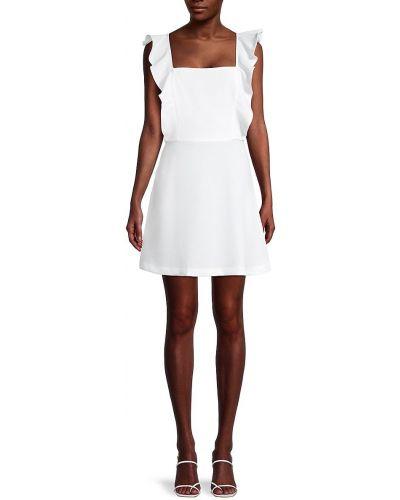 С ремешком белое купальное платье на бретелях Bcbgeneration