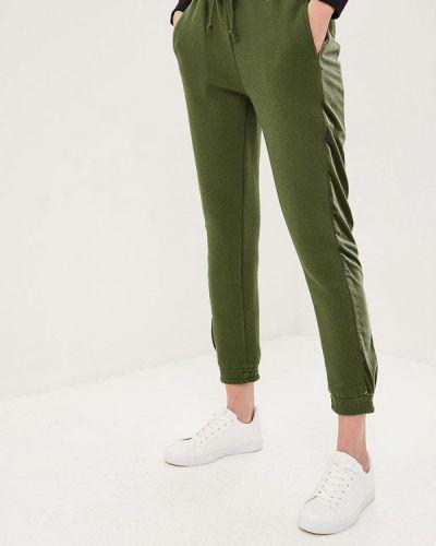 Спортивные брюки зеленый весенний Ovs