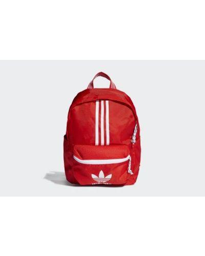 Mały plecak - czerwony Adidas