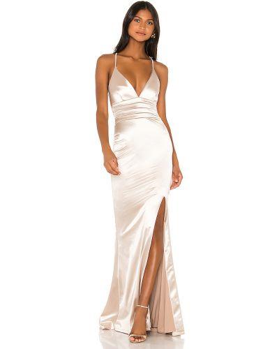 Złota sukienka Nookie