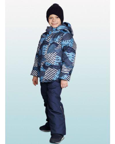 Костюм зимний синий Jicco