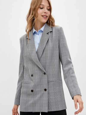 Серый пиджак Mondigo