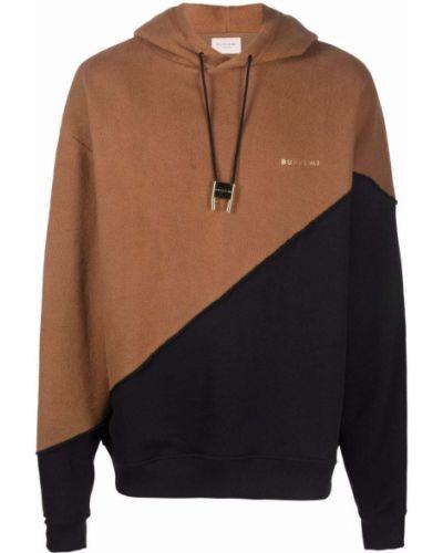 Czarna złota bluza Buscemi