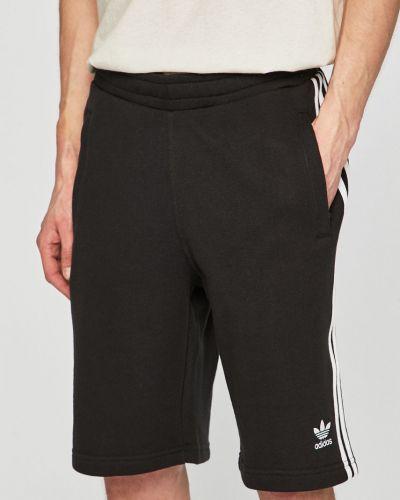 Спортивные шорты на резинке с карманами Adidas Originals