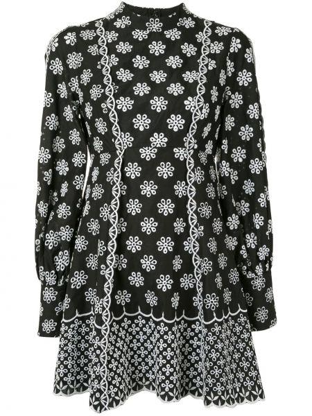 Платье мини с рукавами с длинными рукавами Alice Mccall