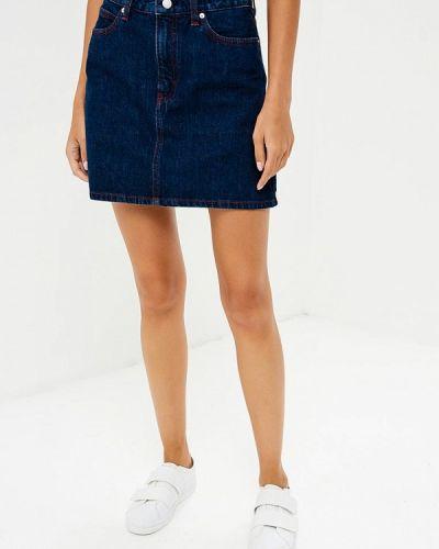 Юбка мини джинсовая Calvin Klein Jeans