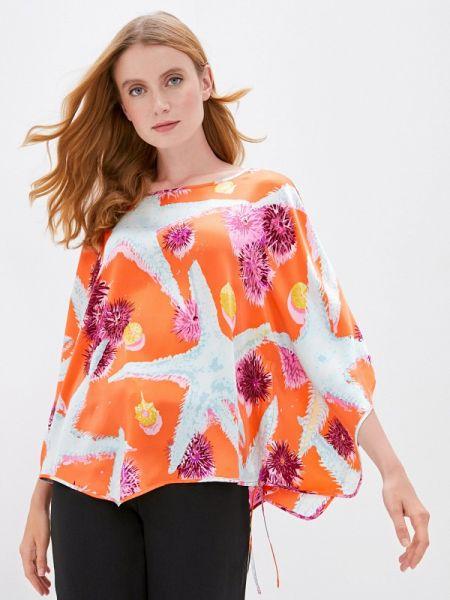 Рубашка - оранжевая Lelio