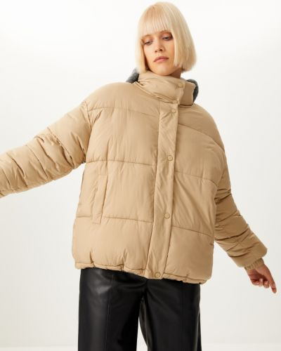 Куртка оверсайз - бежевая Sela
