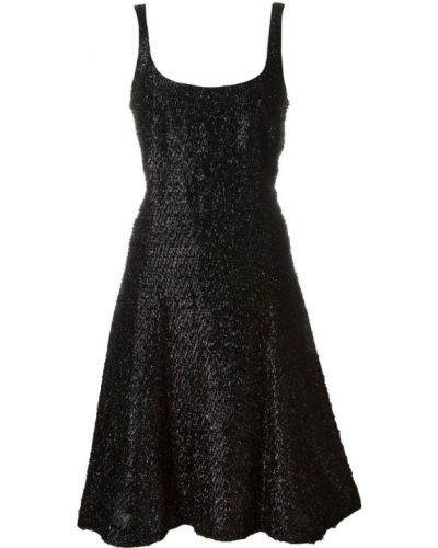 Расклешенное платье винтажное Stephen Sprouse Pre-owned