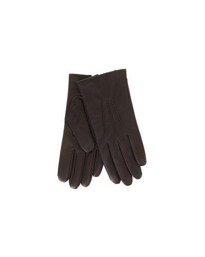Перчатки темно-коричневый Agnelle
