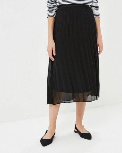 Плиссированная юбка осенняя Tom Tailor