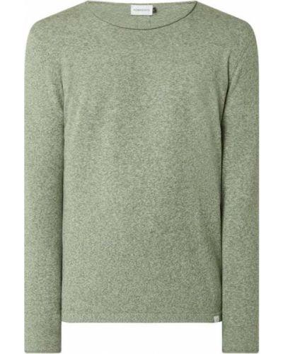 Zielony sweter bawełniany Nowadays