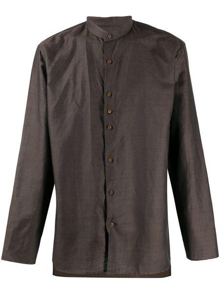 Koszula z długim rękawem prosto długa Costumein