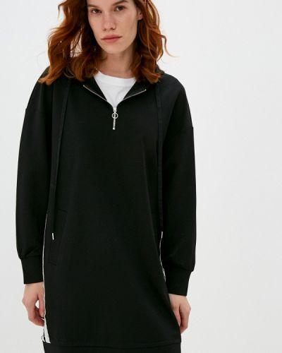Черное платье Twinset Milano