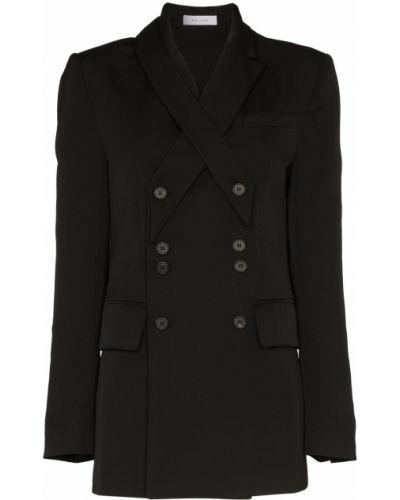 Черный пиджак Delada