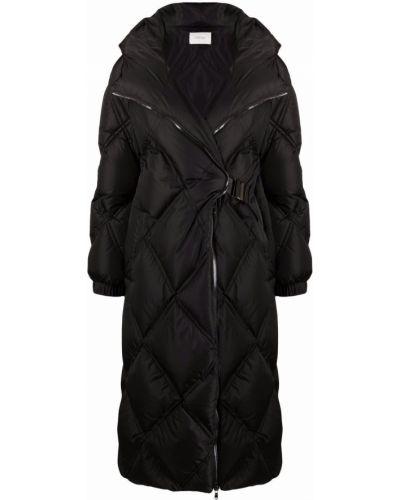 Черное стеганое пальто Dorothee Schumacher