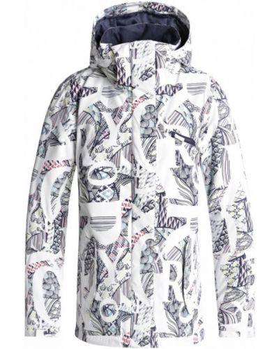 Куртка для сноуборда светлая Roxy